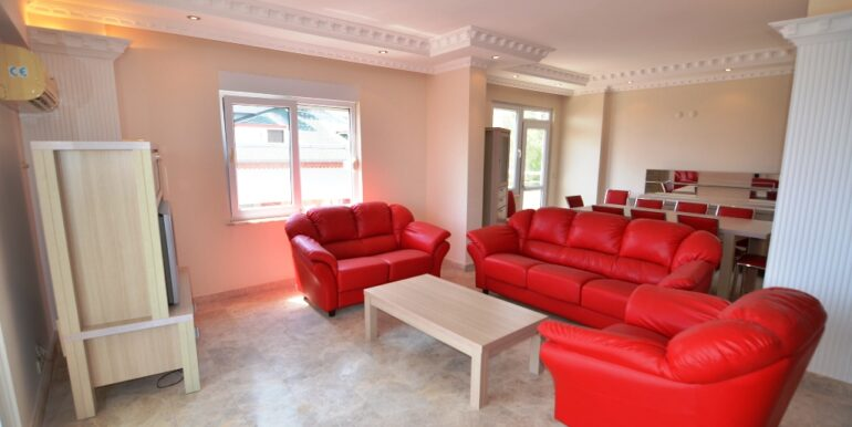 59000 Penthouse Apartment For Sale in Alanya 7