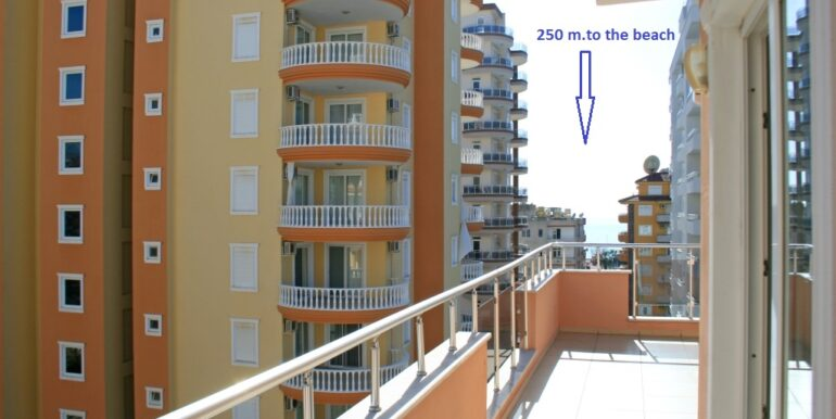 59900 Euro Penthouse For Sale in Alanya 6