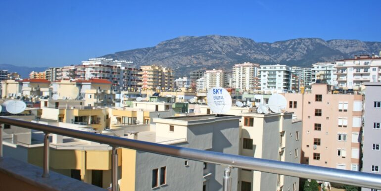 59900 Euro Penthouse For Sale in Alanya 12