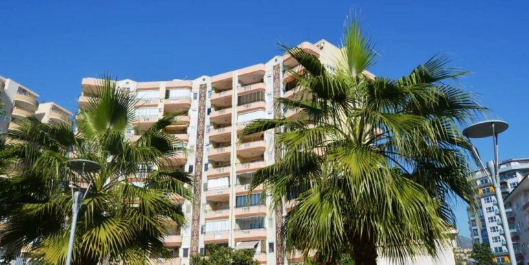 63000 Euro Apartment For Sale In Alanya Beachfront 1