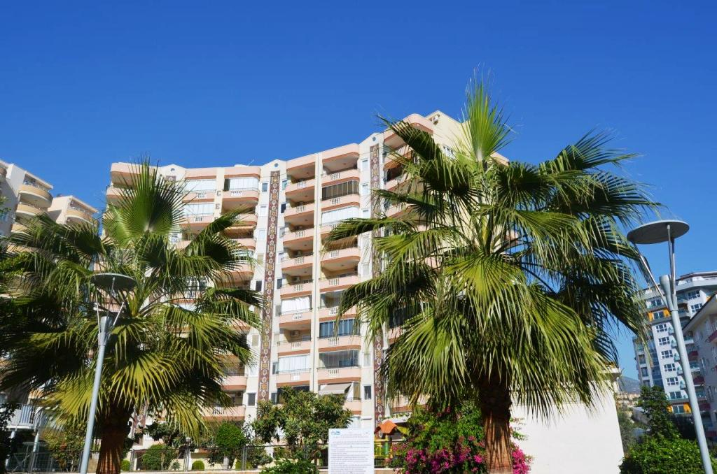 63000 Euro Apartment For Sale In Alanya Beachfront