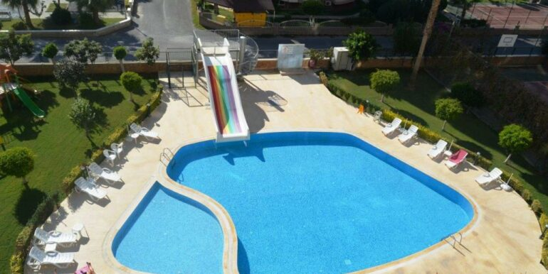 63000 Euro Apartment For Sale In Alanya Beachfront 2