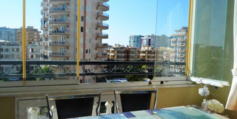 63000 Euro Apartment For Sale In Alanya Beachfront 13