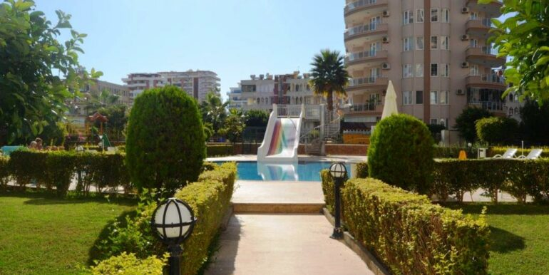 63000 Euro Apartment For Sale In Alanya Beachfront 15