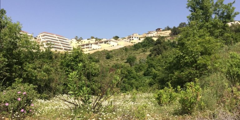 64000 Euro Sea View Lot For Sale in Alanya 10