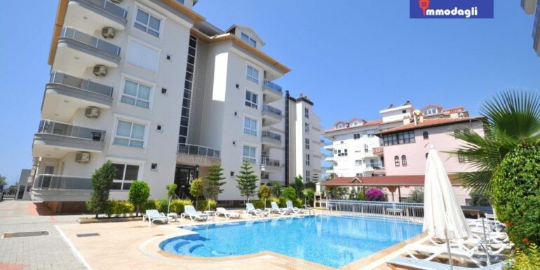 65000 Euro Apartment For Sale in Alanya 1