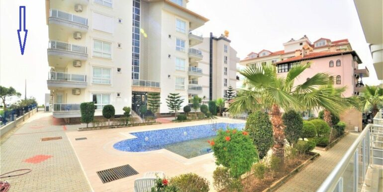 65000 Euro Apartment For Sale in Alanya 2