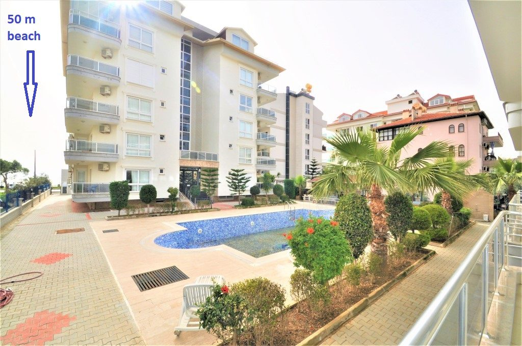 65000 Euro Apartment For Sale in Alanya