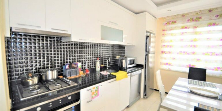 65000 Euro Apartment For Sale in Alanya 3