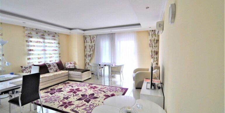 65000 Euro Apartment For Sale in Alanya 6