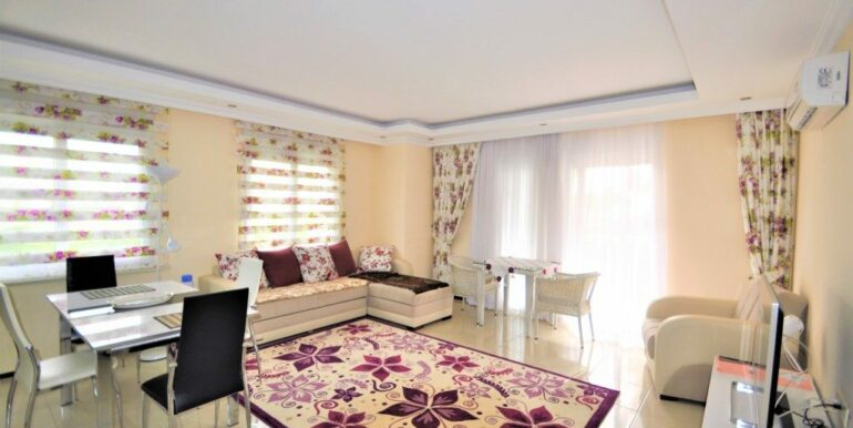 65000 Euro Apartment For Sale in Alanya 7