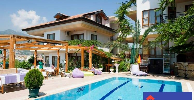 65000 Euro Apartmet For Sale in Alanya 1