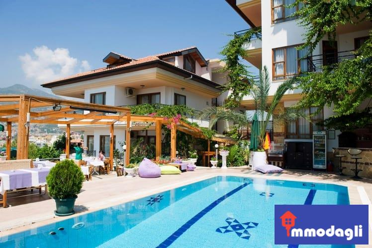 65000 Euro Apartmet For Sale in Alanya