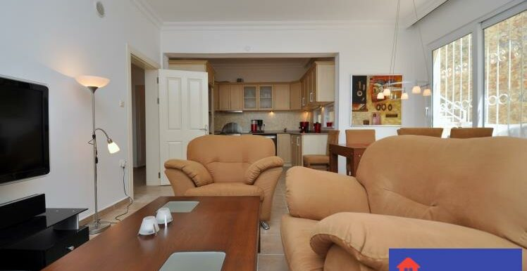 65000 Euro Apartmet For Sale in Alanya 3