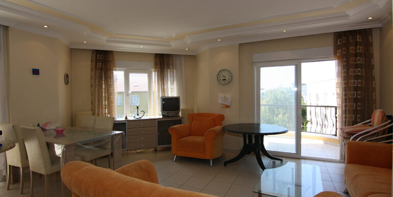65000 Euro Centrum Apartment For Sale in Alanya 3