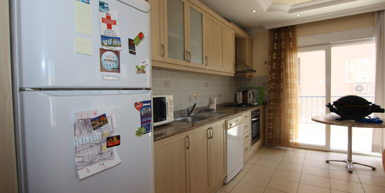 65000 Euro Centrum Apartment For Sale in Alanya 4