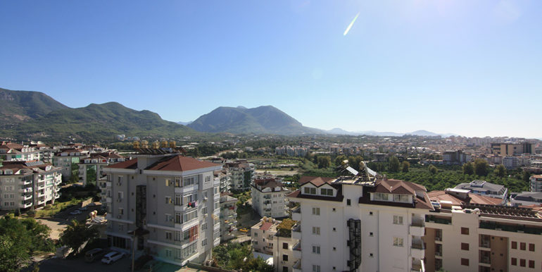 65500 Euro Sea View Apartment For Sale in Alanya 2