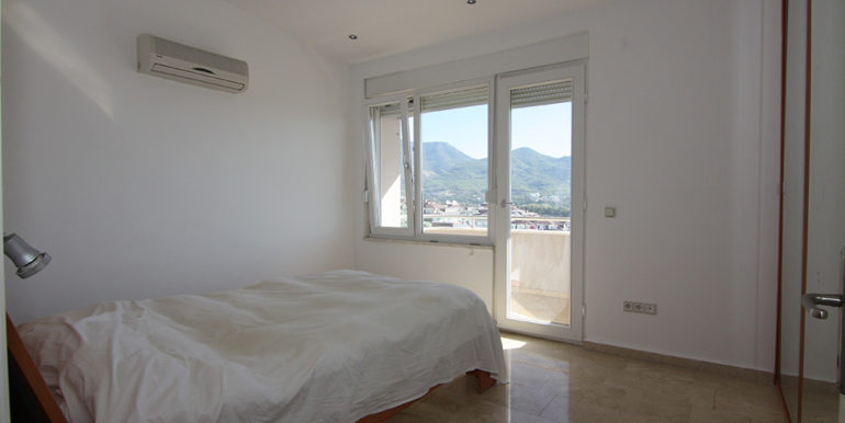 65500 Euro Sea View Apartment For Sale in Alanya 10