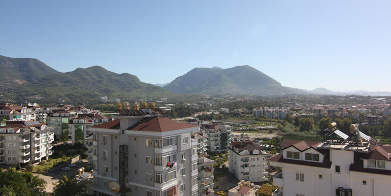 65500 Euro Sea View Apartment For Sale in Alanya 17