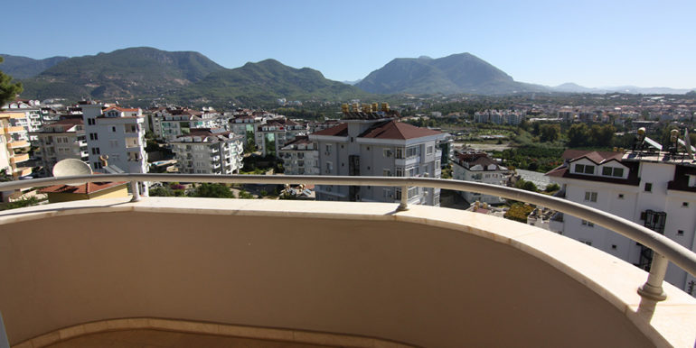 65500 Euro Sea View Apartment For Sale in Alanya 20