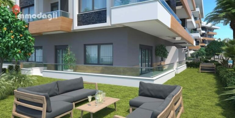 67000 Euro Apartment For Sale in Alanya 2