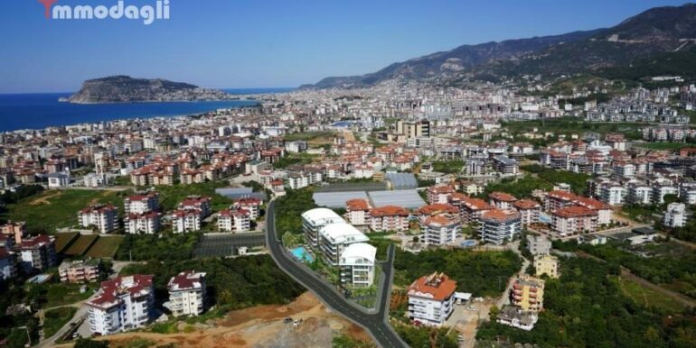 67000 Euro Apartment For Sale in Alanya 5