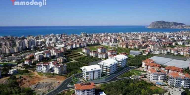 67000 Euro Apartment For Sale in Alanya 6