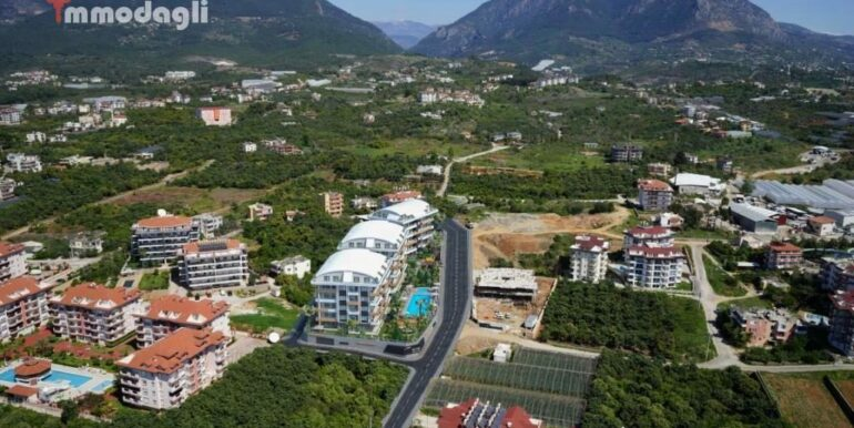 67000 Euro Apartment For Sale in Alanya 7