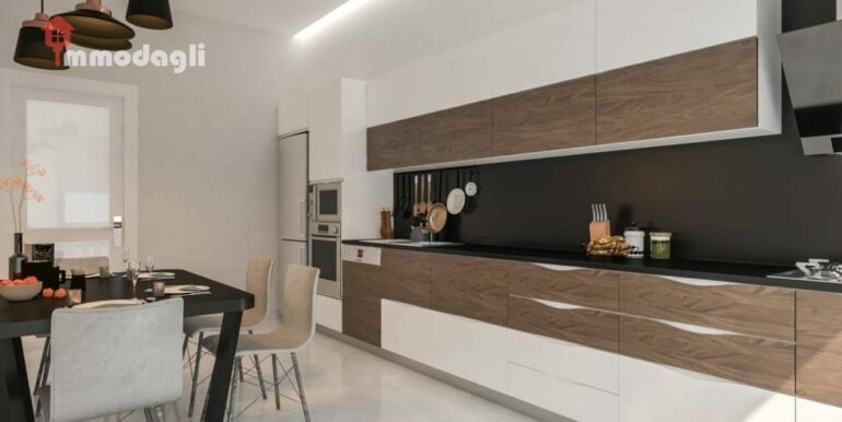 67000 Euro Apartment For Sale in Alanya 8