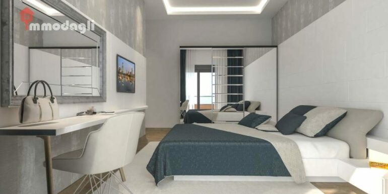 67000 Euro Apartment For Sale in Alanya 12