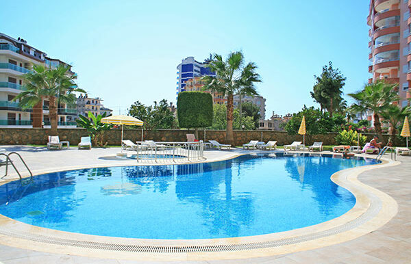 67000 Euro Sea View Apartment for Sale in Alanya 3