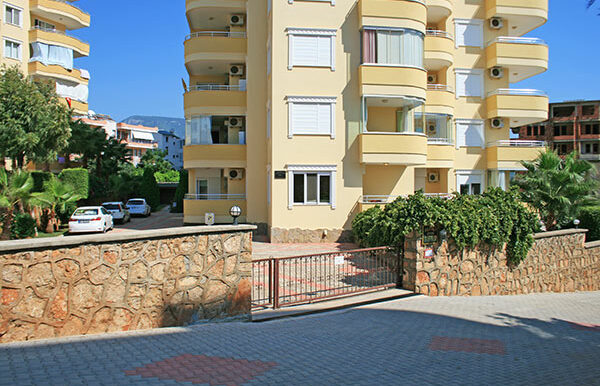 67000 Euro Sea View Apartment for Sale in Alanya 12