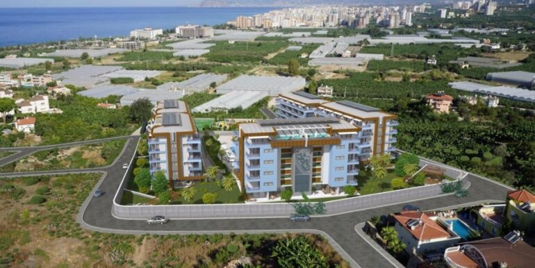 68000 Euro Apartment for Sale in Alanya 4