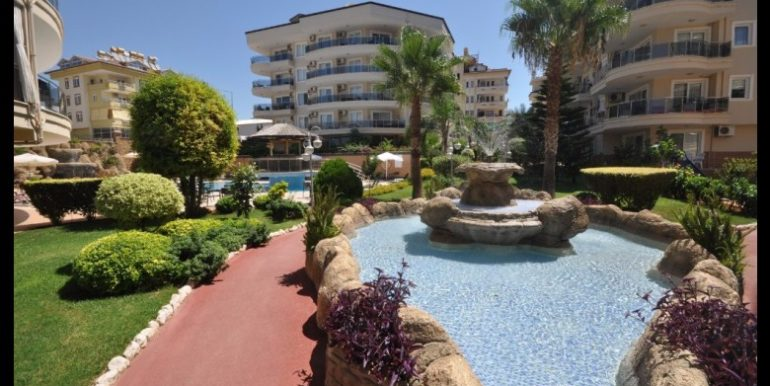 69000 Euro Apartment For Sale in Alanya Oba 4