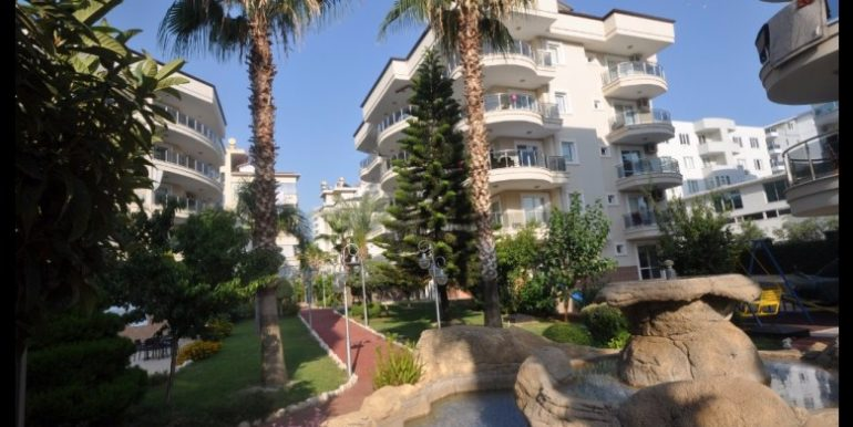 69000 Euro Apartment For Sale in Alanya Oba 5