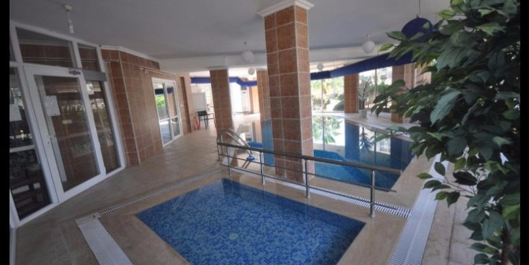 69000 Euro Apartment For Sale in Alanya Oba 6