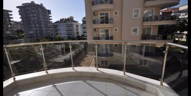 69000 Euro Apartment For Sale in Alanya Oba 9