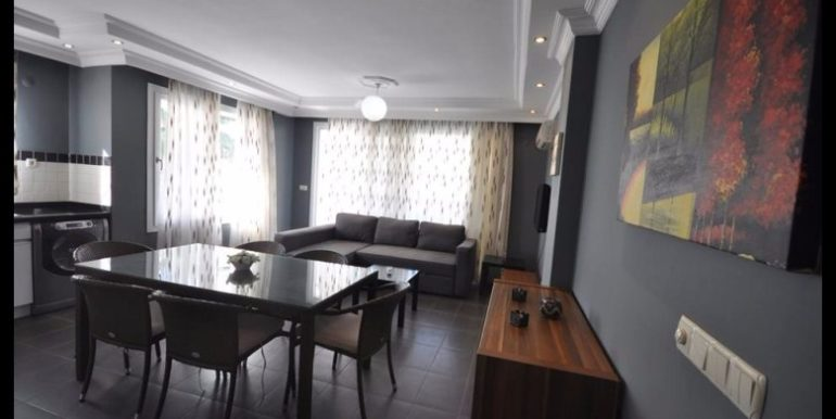 69000 Euro Apartment For Sale in Alanya Oba 11