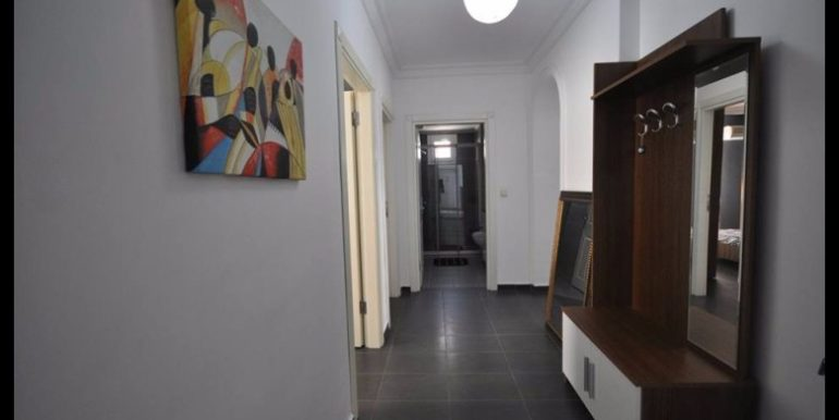 69000 Euro Apartment For Sale in Alanya Oba 15