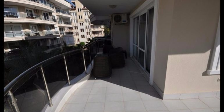 69000 Euro Apartment For Sale in Alanya Oba 21