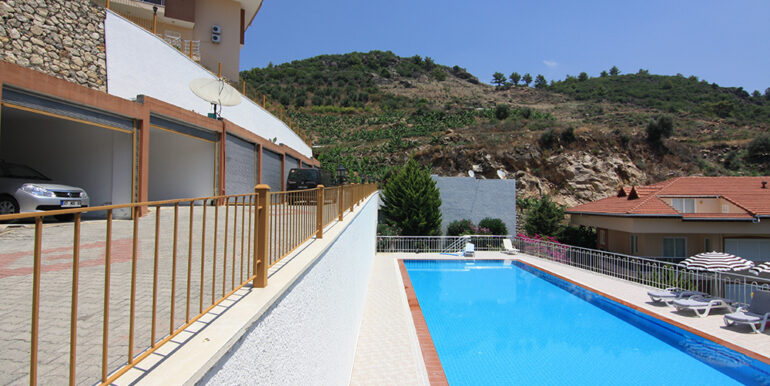 69000 Euro Sea View Apartment For Sale in Alanya 3