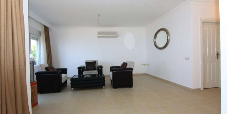 69000 Euro Sea View Apartment For Sale in Alanya 6