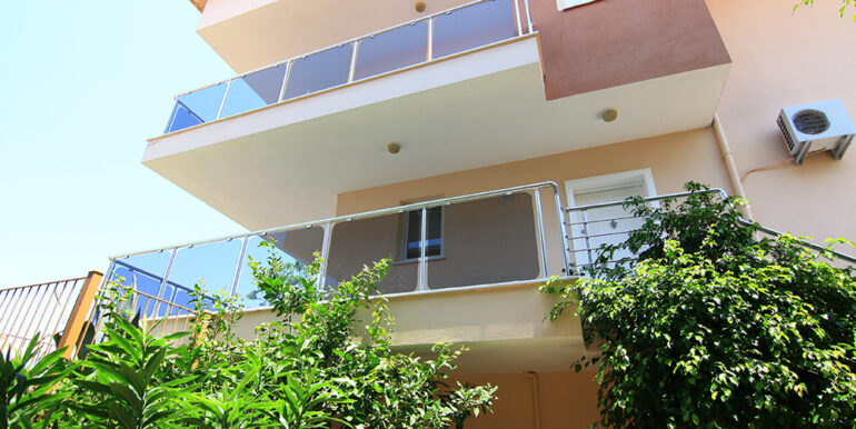 69000 Euro Sea View Apartment For Sale in Alanya 10