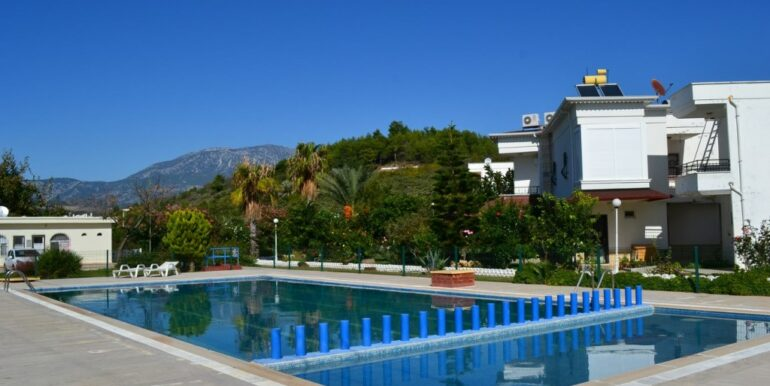 69000 Euro Sea View House For Sale in Alanya 2