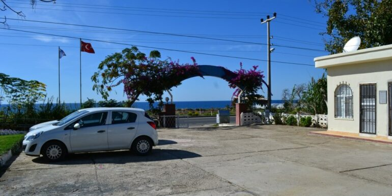 69000 Euro Sea View House For Sale in Alanya 5