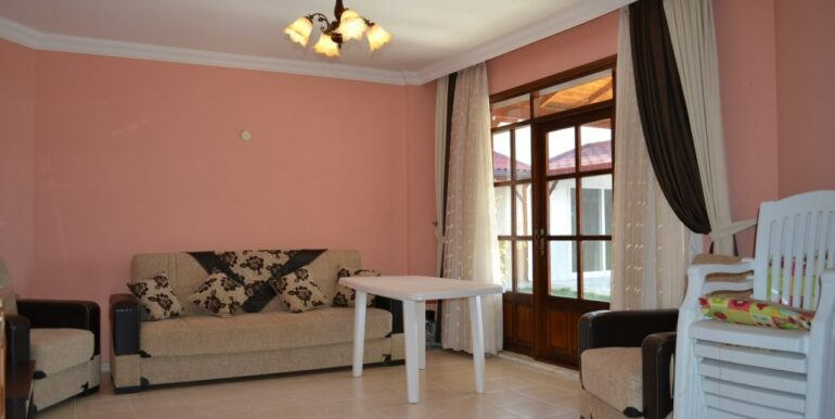 69000 Euro Sea View House For Sale in Alanya 9