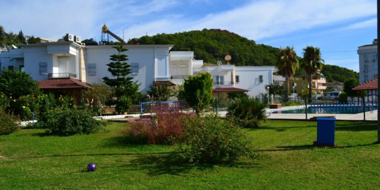 69000 Euro Sea View House For Sale in Alanya 16