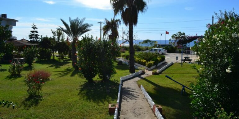 69000 Euro Sea View House For Sale in Alanya 18