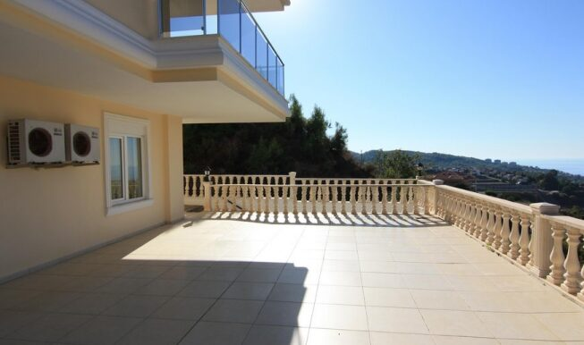69900 Euro Seaview Penthouse For Sale in Alanya 5