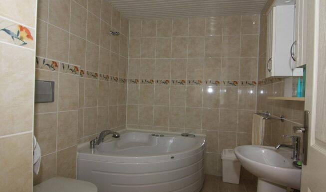 69900 Euro Seaview Penthouse For Sale in Alanya 10